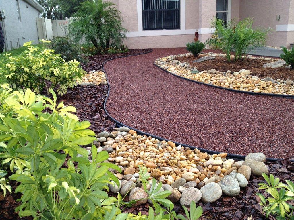 Go Grassless Florida! - Florida Grassless Yards ... on Grassless Garden Ideas  id=67304