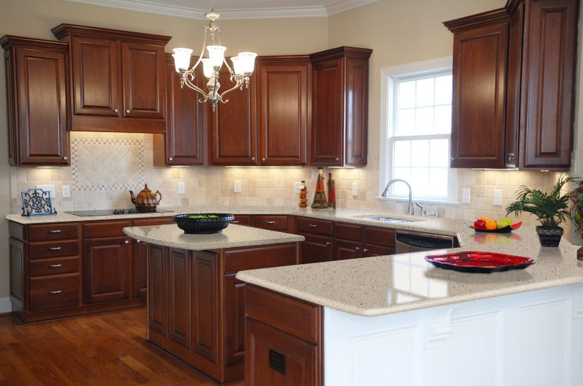 Allen Roth Chelan Quartz Countertops Like The Over Hang On