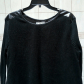 Black umbrella shape blouse unique fall blouse tops blouses my