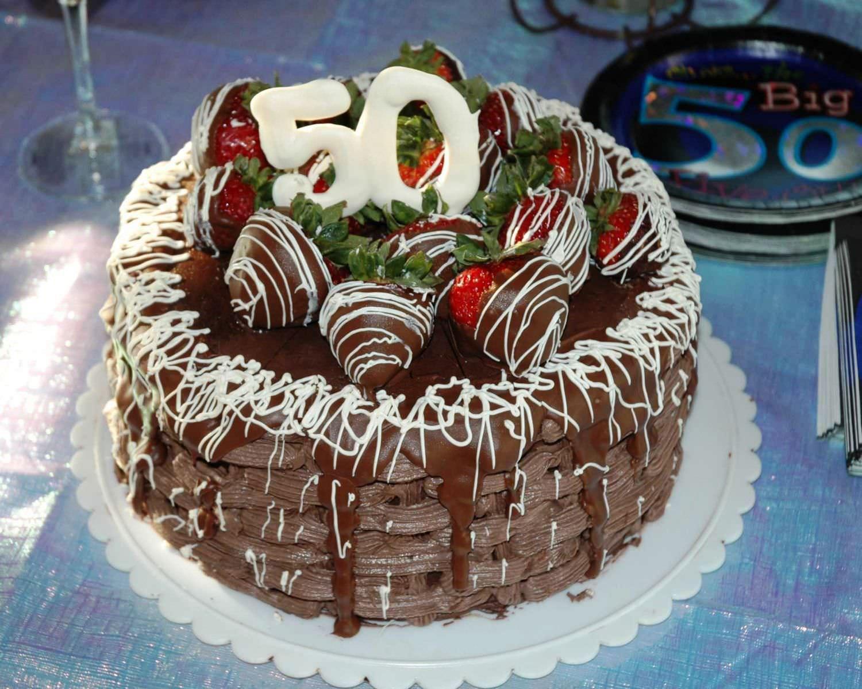 50th Birthday Cakes For Men