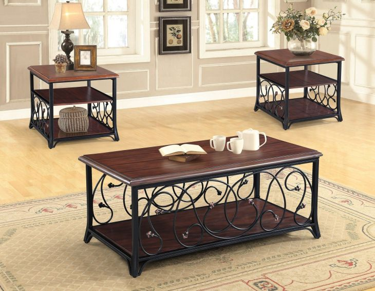 Asner Piece Coffee Table Set Products Pinterest Products