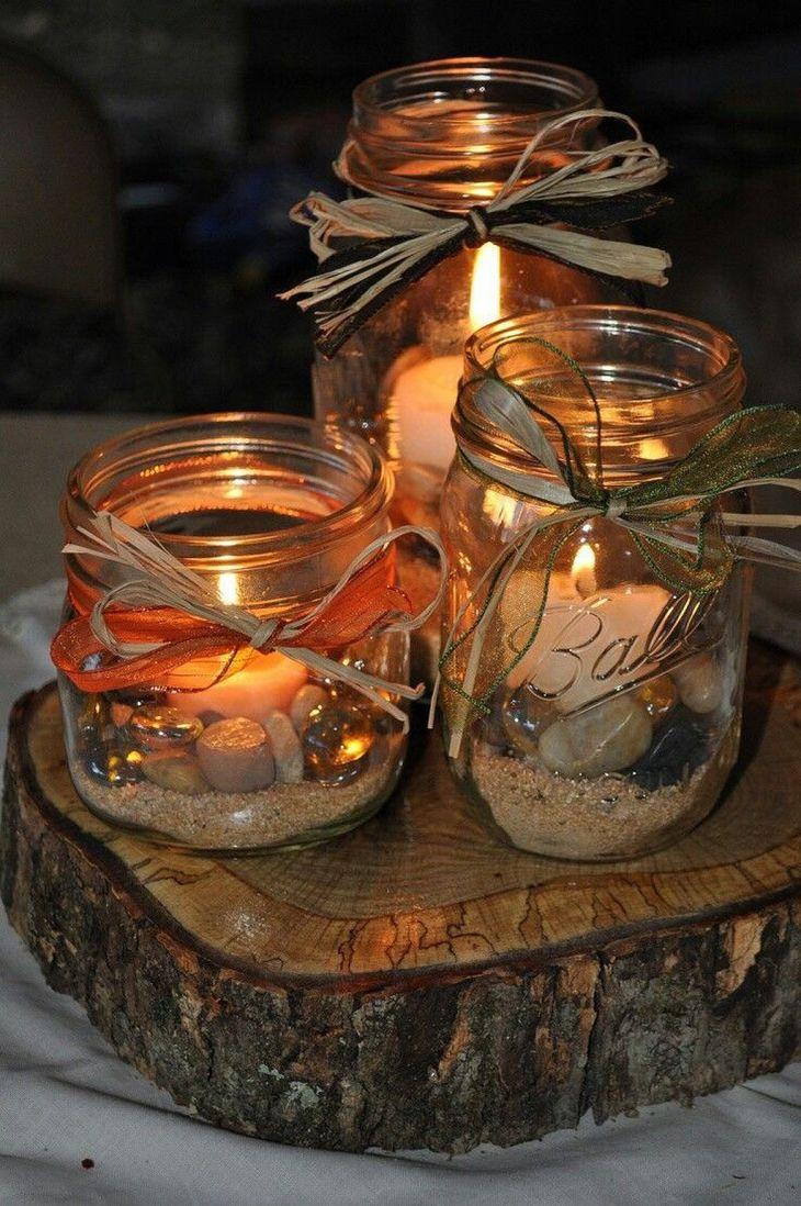 Fall in Love Wedding Centerpiece Ideas Centerpieces