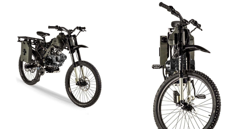 Survival Moped Heavy Duty Tires Versatile Heavy Duty