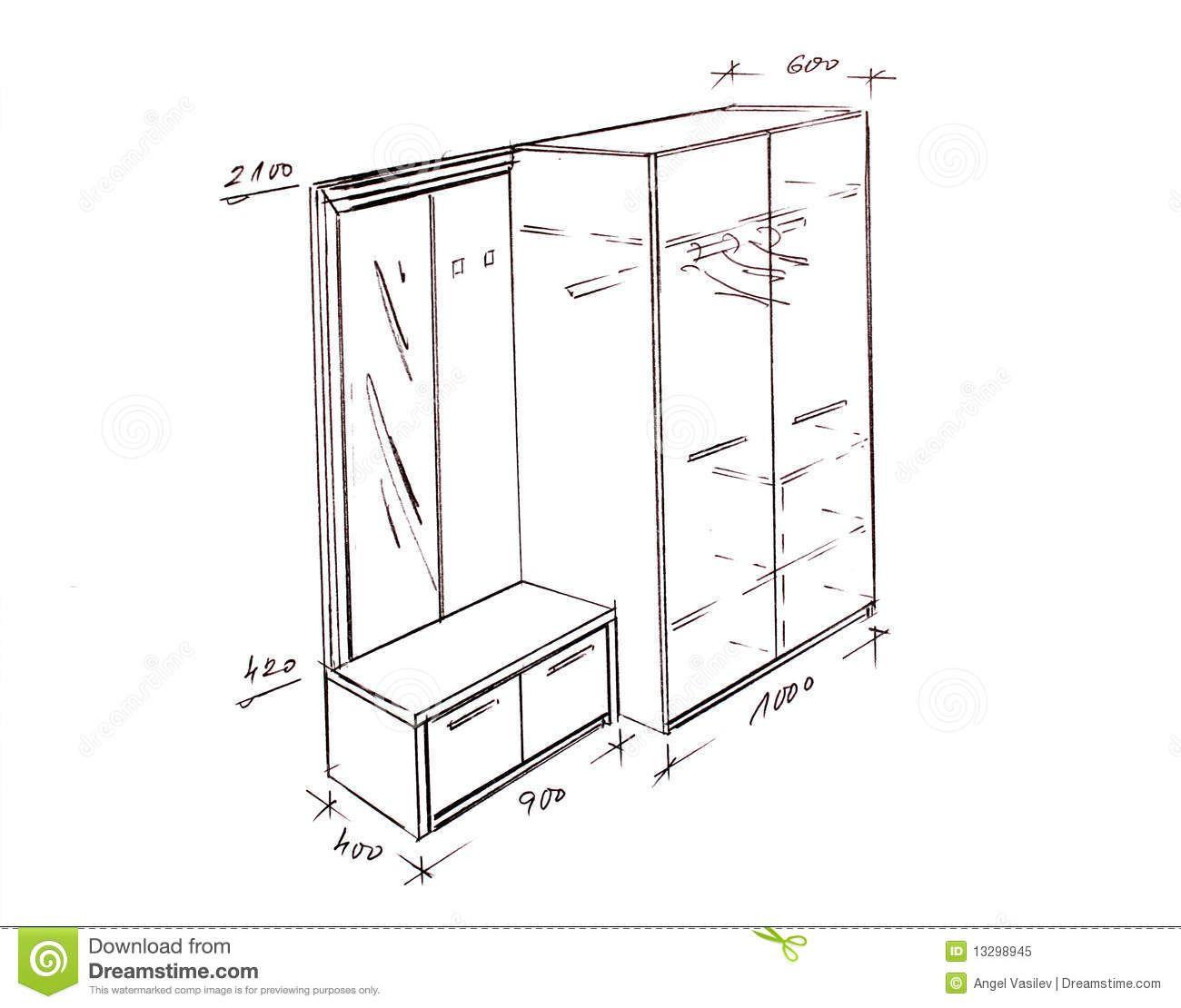Inspiration 27 Furniture Sketches Interior Design Minimalist Home Designs