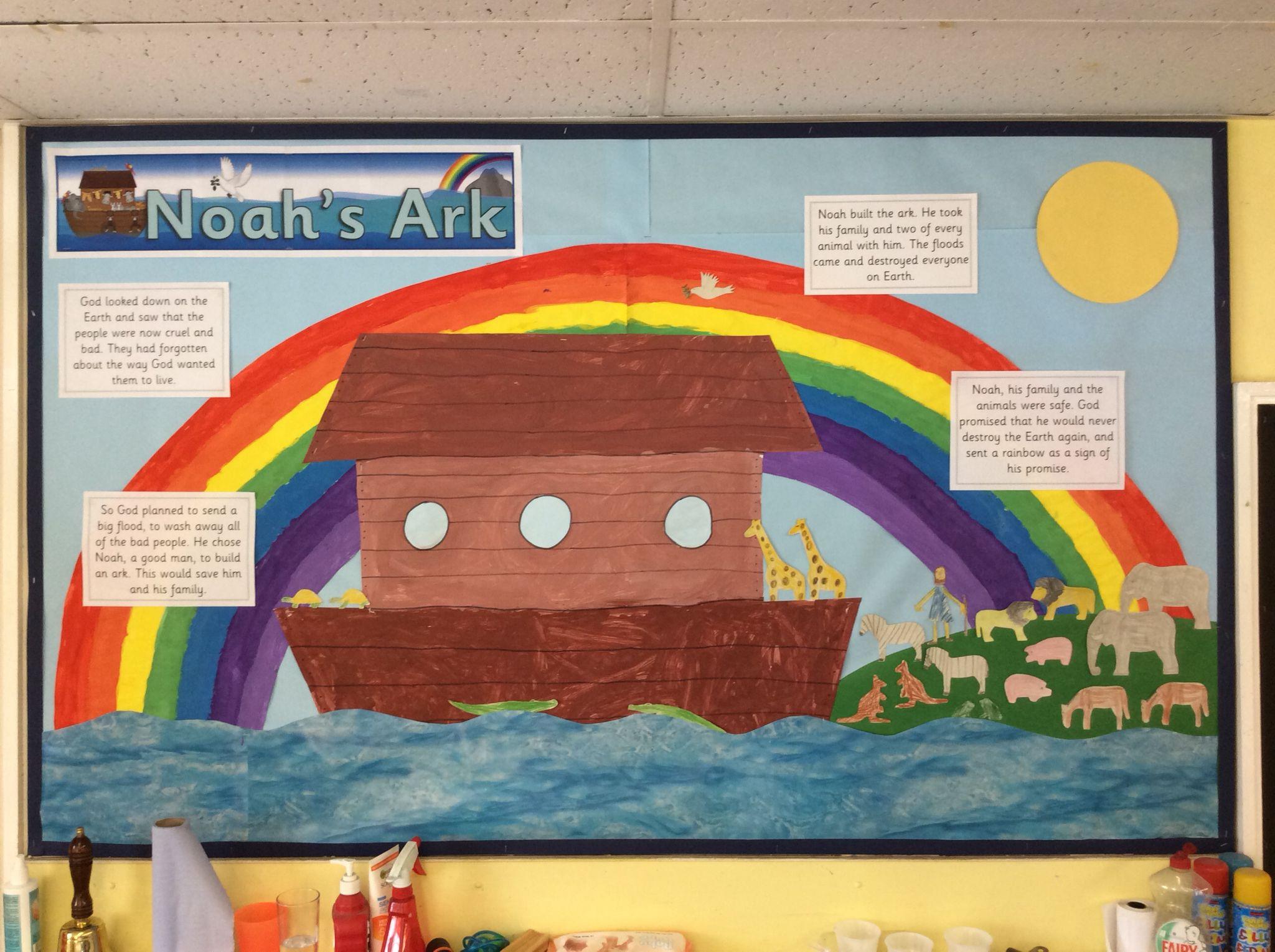 Noah S Ark Display