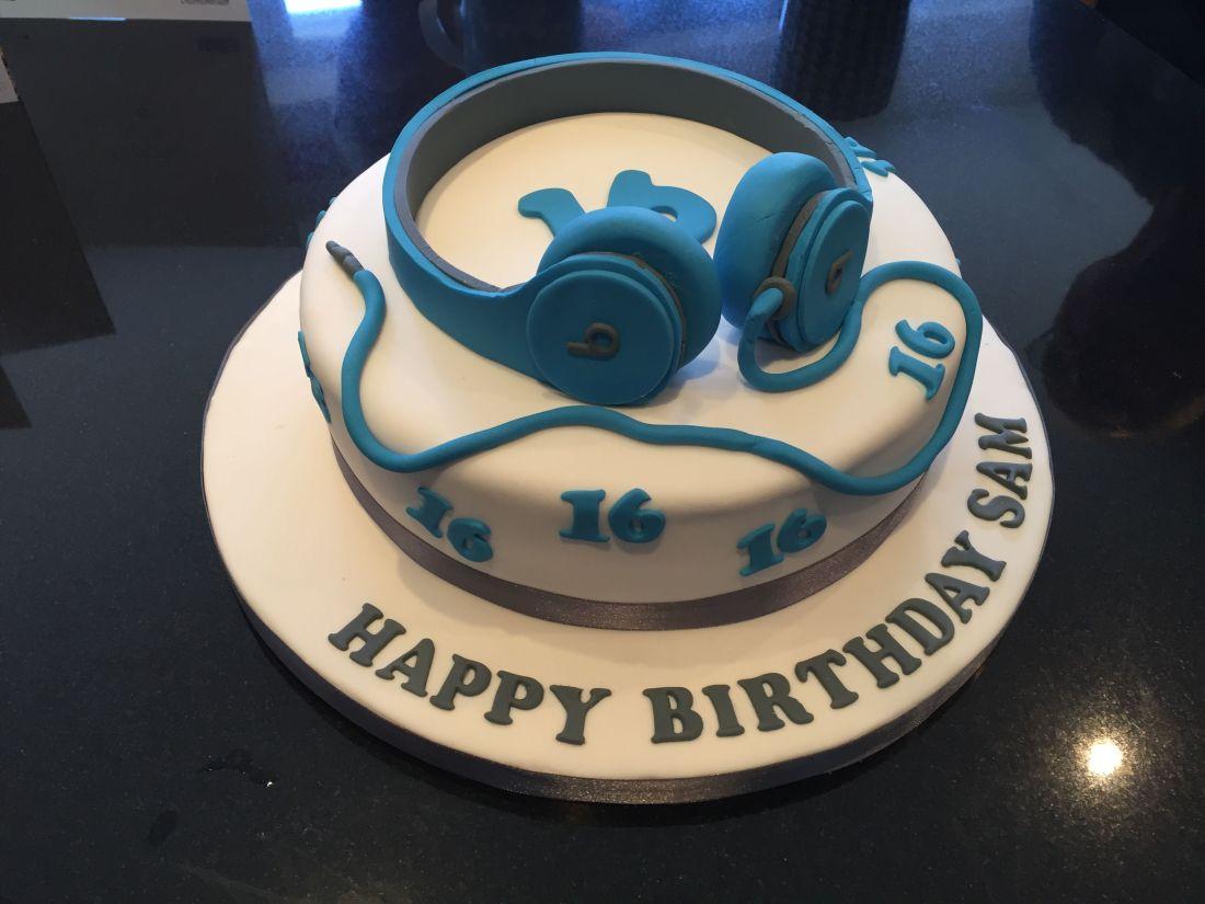 16th birthday boy cake my cakes pinterest 16th