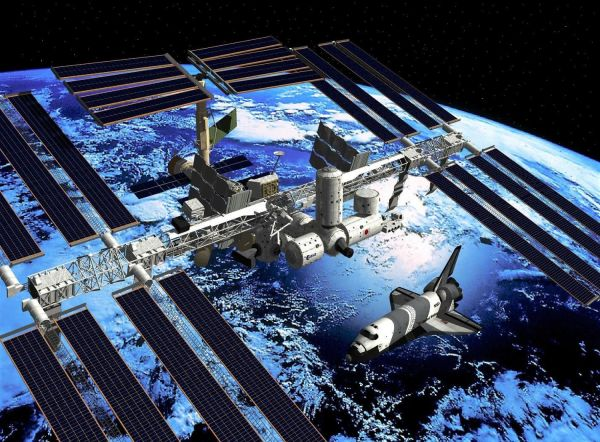 The International Space Station WOW I never realized it