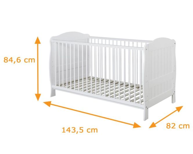Cot Bed Dimensions