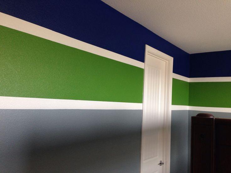 Seattle Seahawks Paint Colors Google Search Ryans