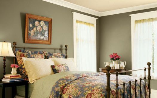 Model Homes Interior Paint Colors Color Ideas Bedroom Home Decor