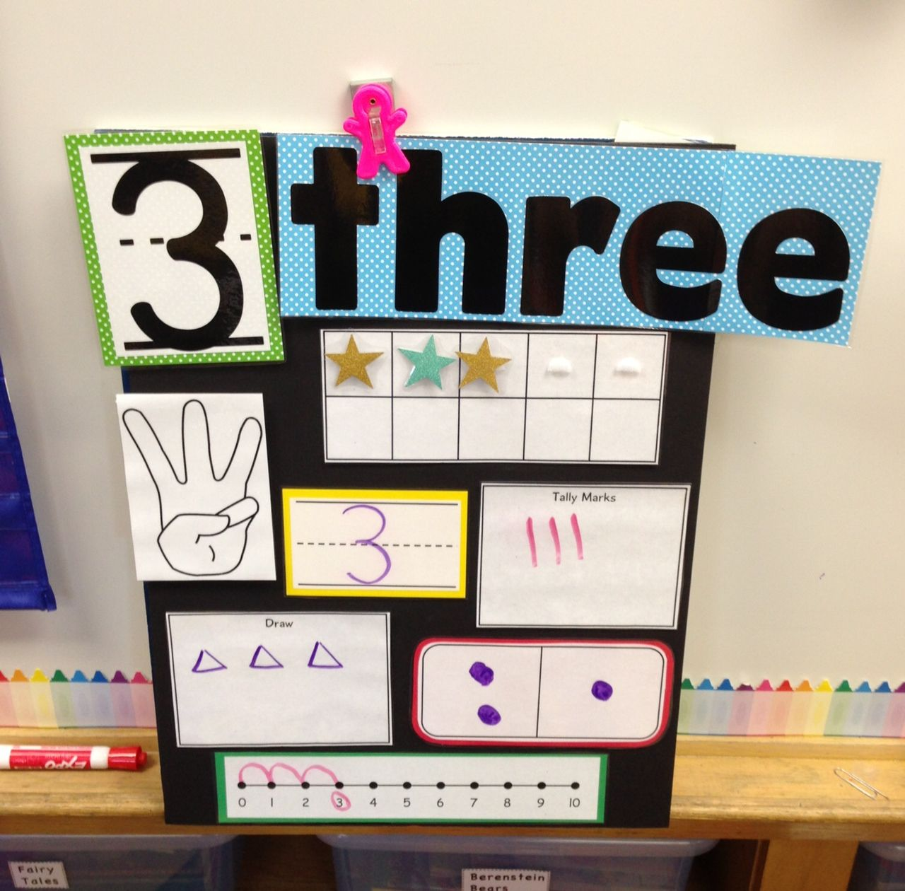 Number Boards And Tons Of Activities To Go With The Number