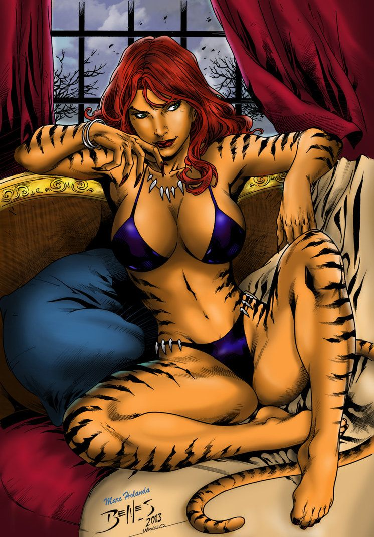 Character dc comics women sexy was and