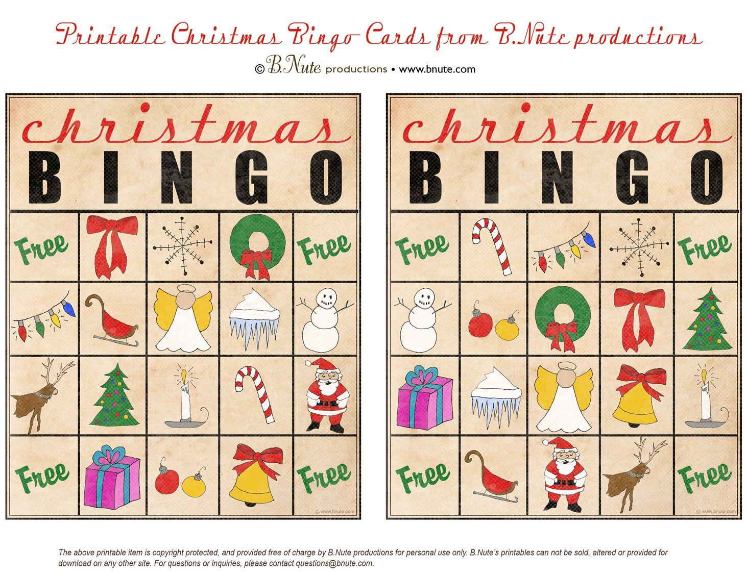 Christmas Printables Images
