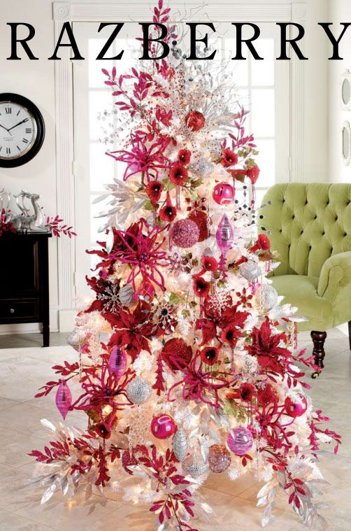 Cheap White Artificial Christmas Trees