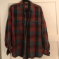 Flannel over shirt  Menus oversized flannel  Oversized flannel Flannels and Workwear