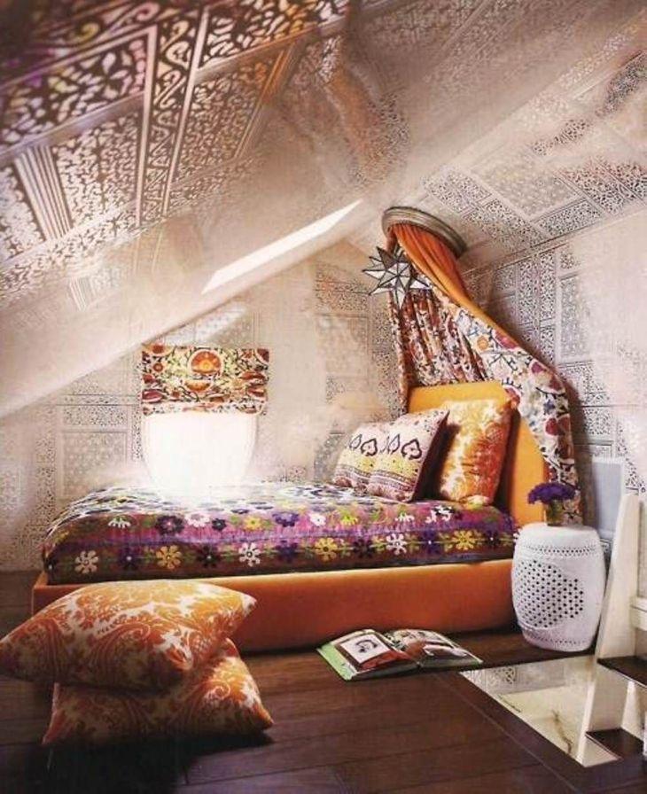 Best  Bohemian Bedroom Ideas and Design  Cozy nook Modern