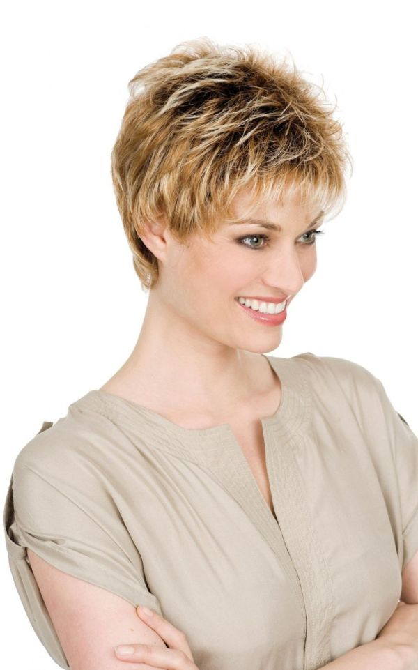 Meches sur cheveux courts - http://lookvisage.ru/meches ...