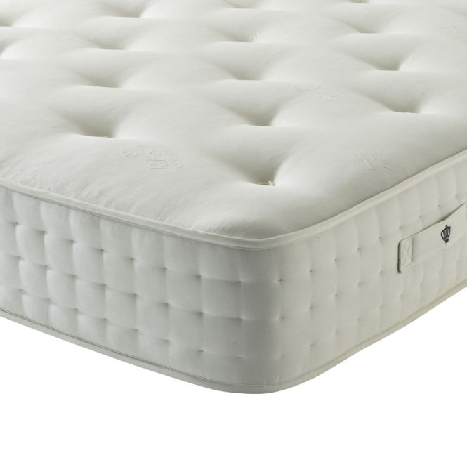 Rest Assured Rufford 2000 Pocket Memory Mattress Free Delivery Next Day Select
