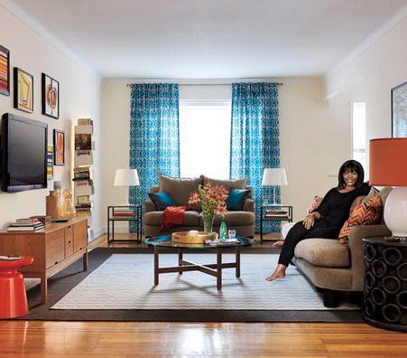 Living Room Small Apartment Decorating Ideas Blue In Design