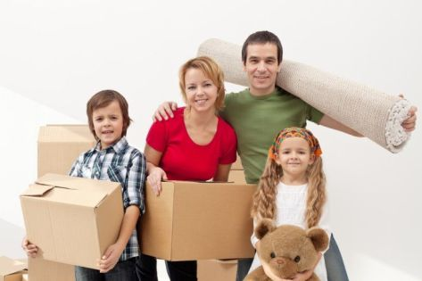 Have a smooth move to LA with your kids