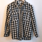 Flannel shirt black and grey  Madewell  More Madewell and Flannel shirts ideas