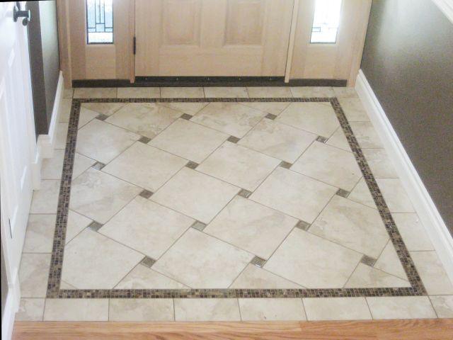 entry floor tile ideas