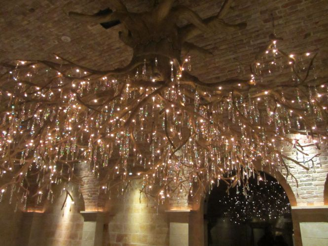 Interior Designs Marvelous How To Make Your Own Chandelier Ideas With Brown Wall And
