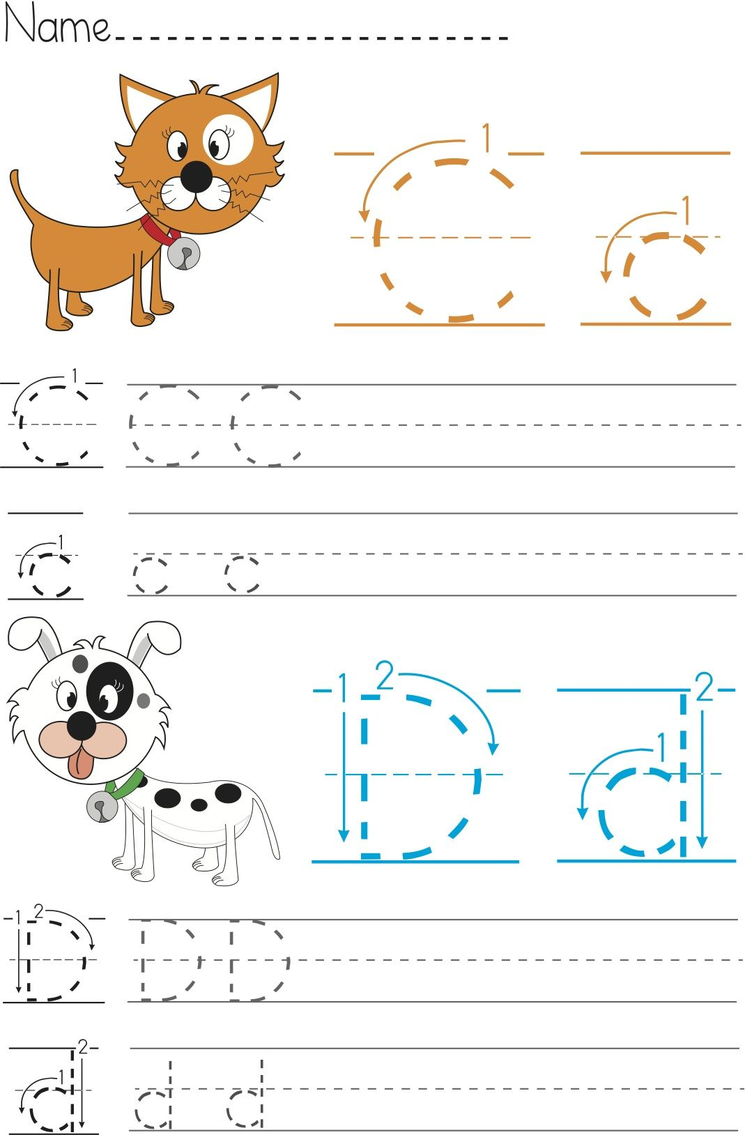 Writing Worksheet For Kids It S Writing Practice For
