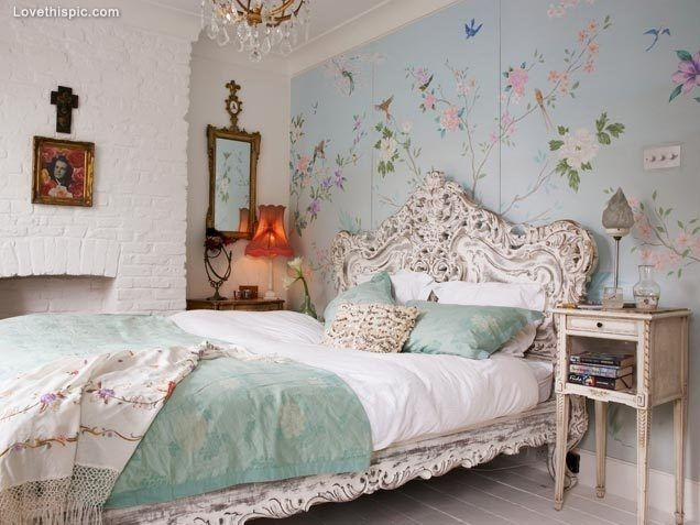 Shabby Chic Bedding Style Notes