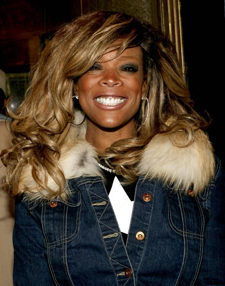 Wendy Williams Without Her Wig Wendywilliamswithout