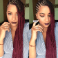 Dope red ombre braids eugenze read the article here