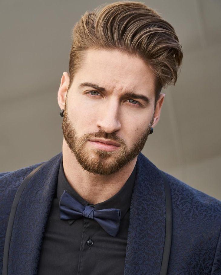Travg   mens hair u beards  Pinterest  Travis