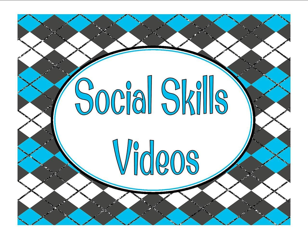 Great Collection Of Social Skills Videos Compiled By Julie C Great For Classroom