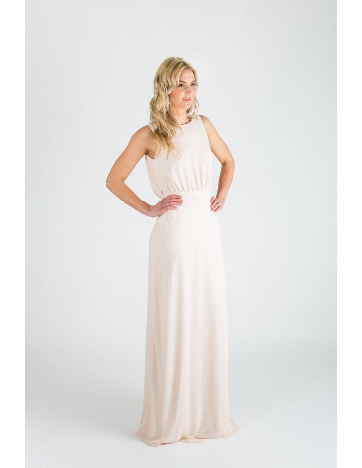 Maids brand Regent  Fabric Chiffon Satin or lace Care Dresses