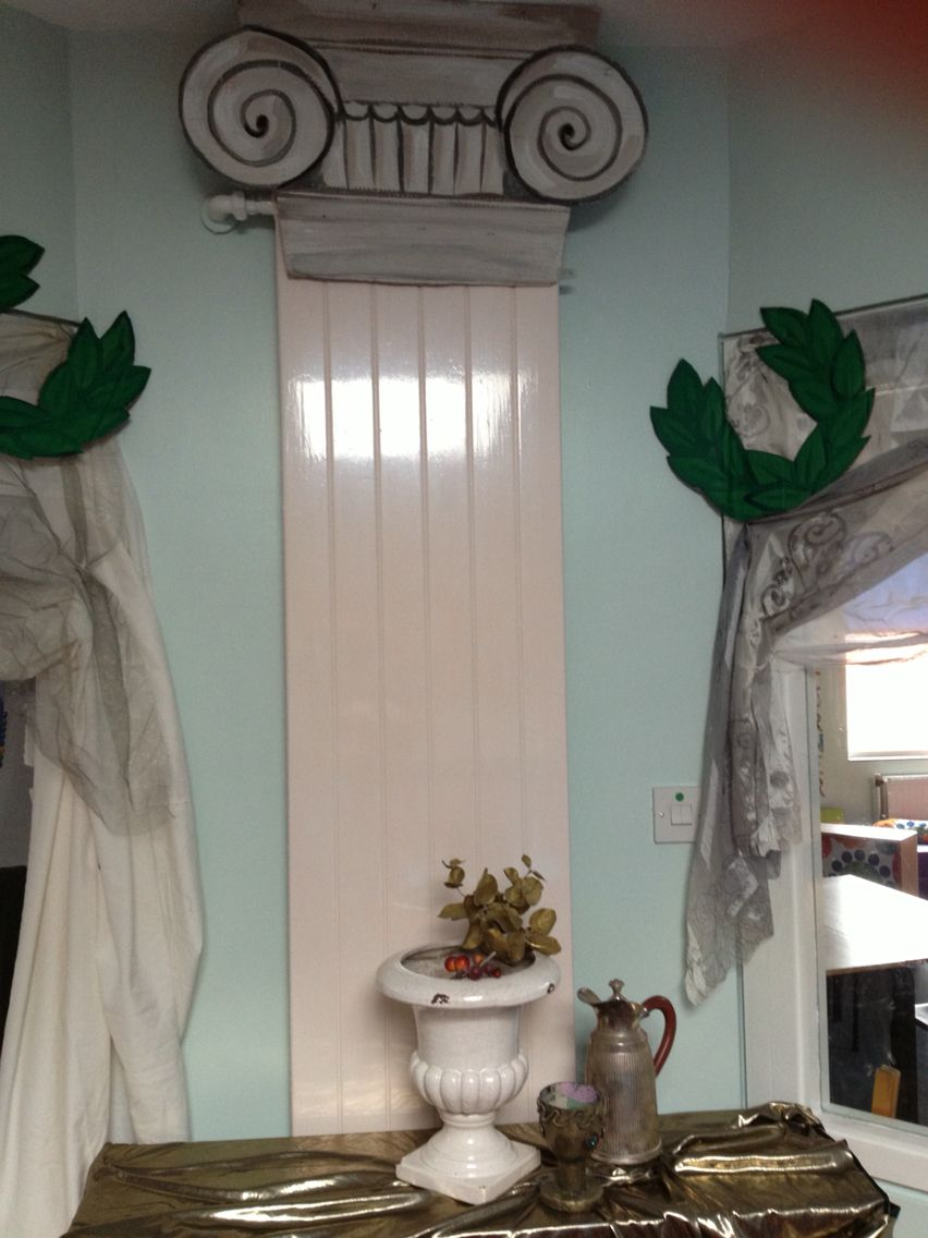 Decorating Ideas For Rome VBS Rome Holyland Adventure