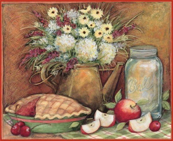 Американская художница Susan Winget Картинки для