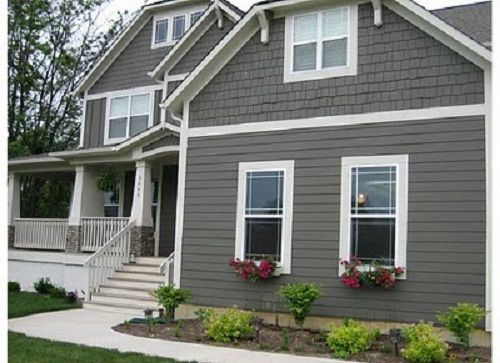 grey solution paint color ideas for house exterior best on exterior home paint ideas pictures id=84113
