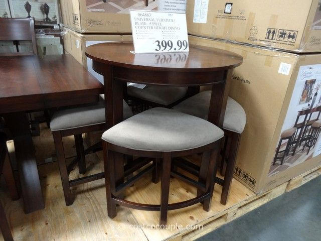 Universal Furniture Blair Counter Height Dining Set Costco