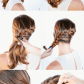 pretty and creative diy hairstyle ideas hairstyles pinterest