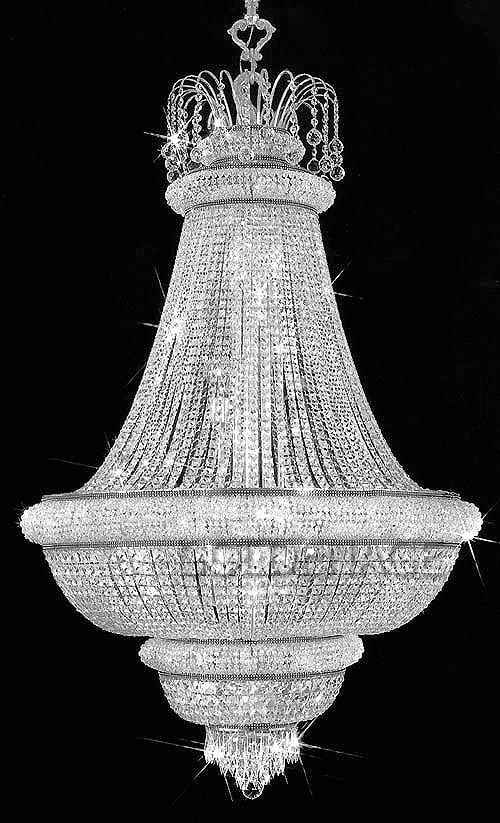 This Is The Chandelier In Foyer Hands Down And Two Of These Ballroom Please Thank You