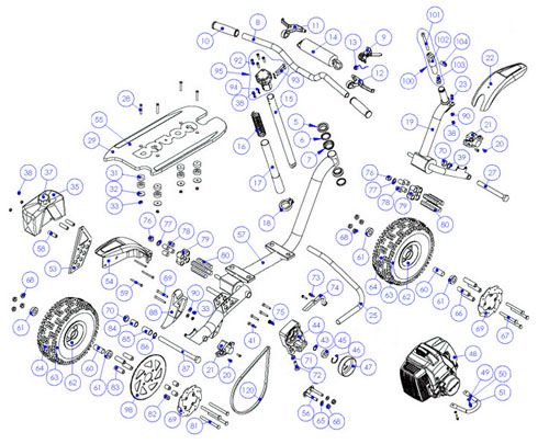 pride legend scooter wiring diagram electric scooter diagram wiring diagram   odicis Ortho Scooter Power Chairs and Scooters