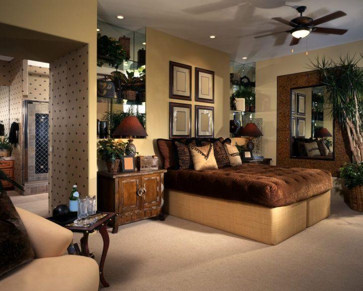 Custom Master Bedroom Design Ideas for Custom wood