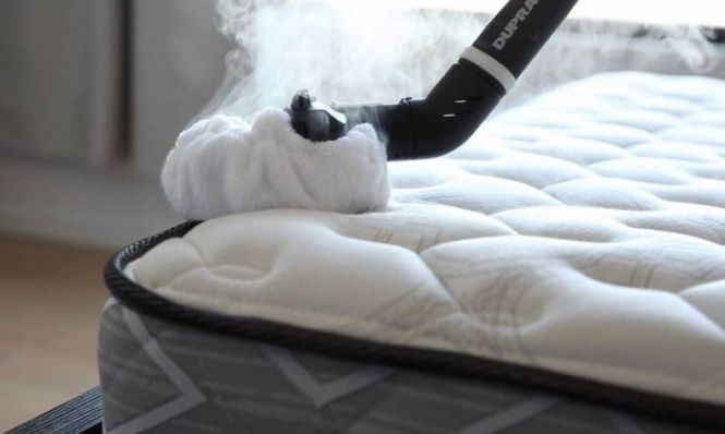 How To Clean A Mattress Steam Ways The Stain An Used