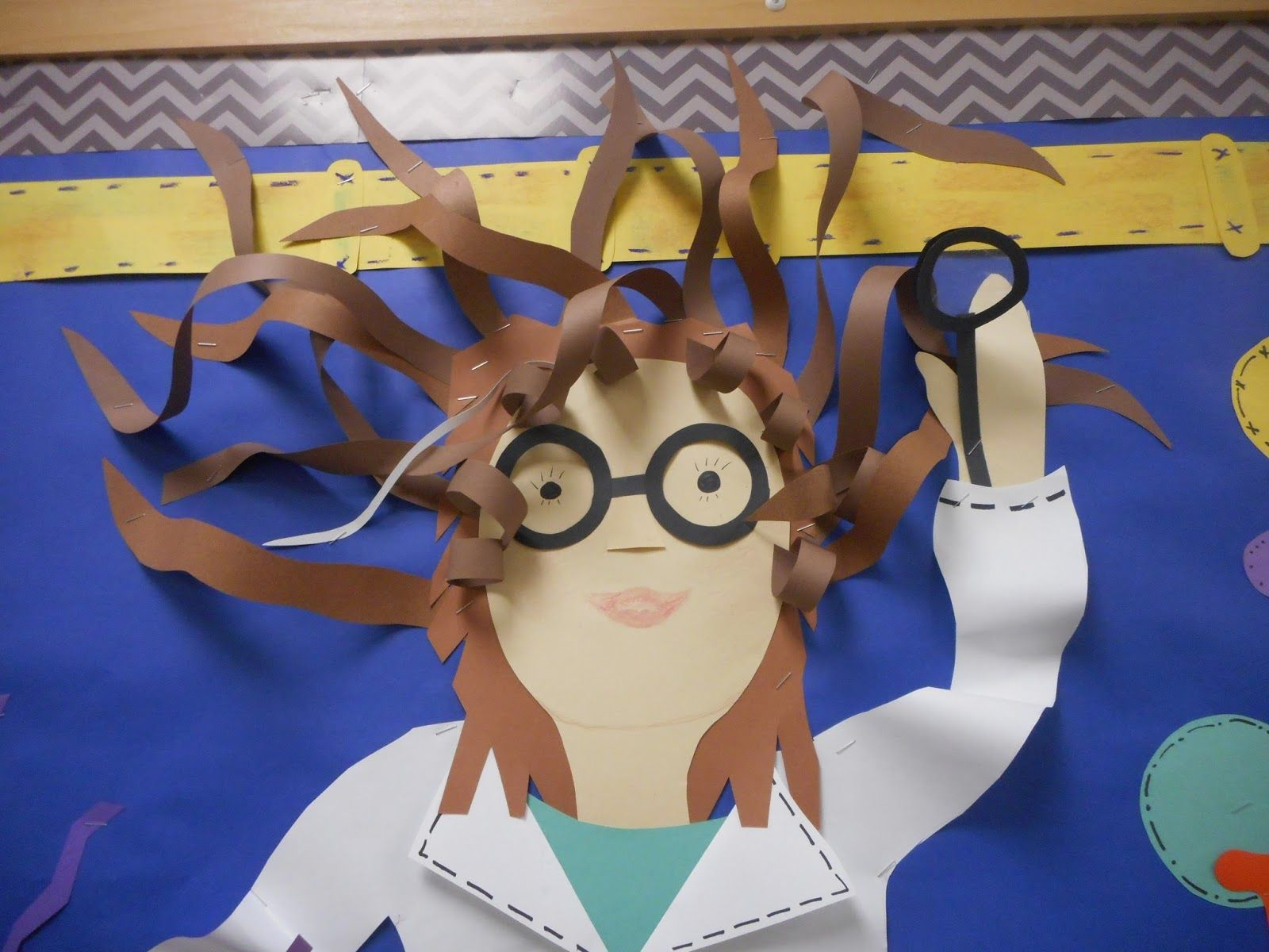 How To Create An Amazing Science Bulletin Board