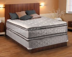 Comfort Double Sided Pillowtop Queen Size Mattress And Box Spring Set Dream Solutions Http Www Dp B00pv4snzo Ref Cm Sw R Pi Wp6ovb1