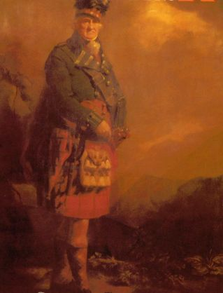 Image result for picture of 1816 Scottish Highland man
