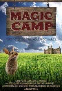 Poster do filme Magic Camp