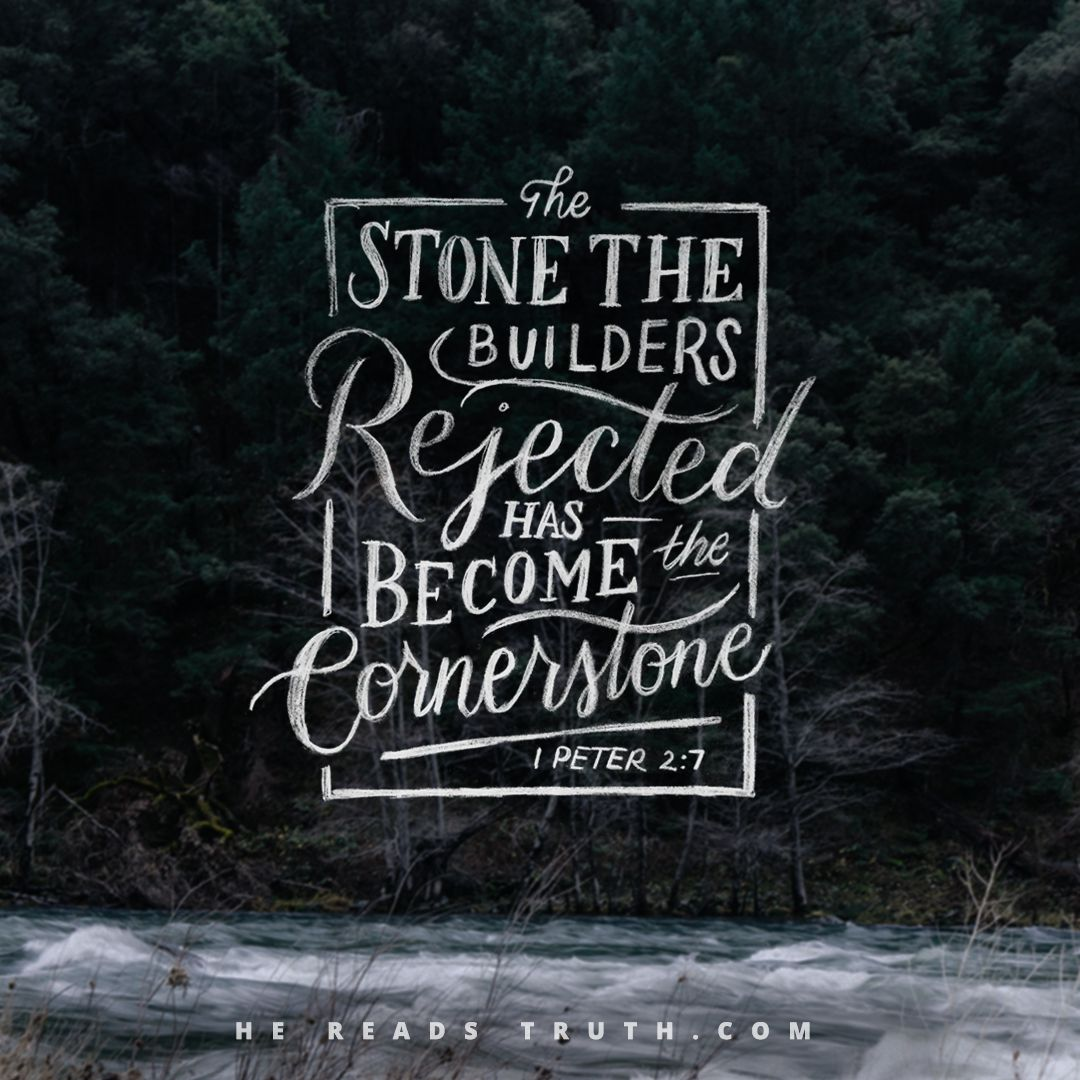 Image Result For The Stone That The Builders Rejected