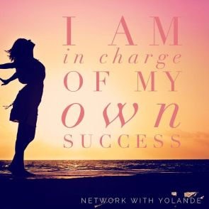 Image result for i am in charge of my success