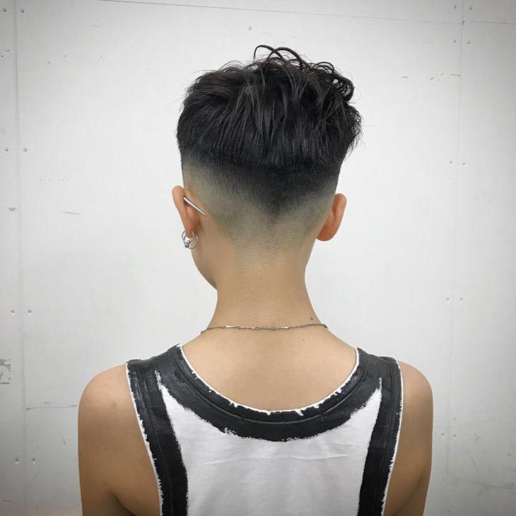 Skin fade  Shaved Sidez  Stylez  Pinterest  Wild hairstyles